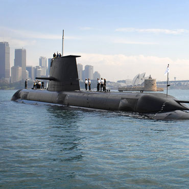 Airspeed Pty Ltd has considerable prior experience with the application of composite materials for the Collins-class submarine