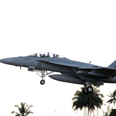 photo courtesy RAAF